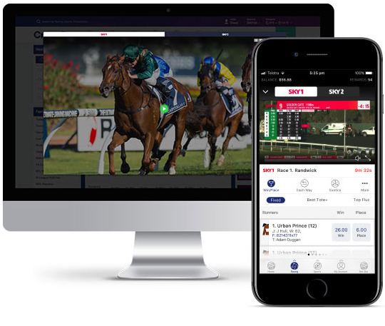 Watch live races from BetEasy Australia