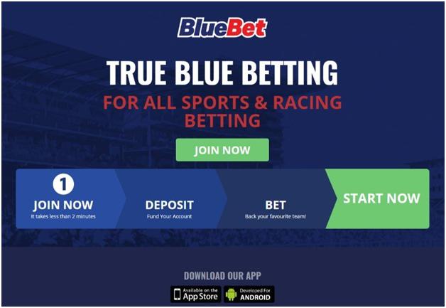 Blue bet Australia