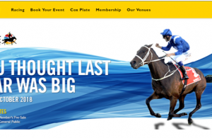 Cox Plate 2018- Buy tickets