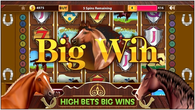 Horse Racing Pokies to Play Online