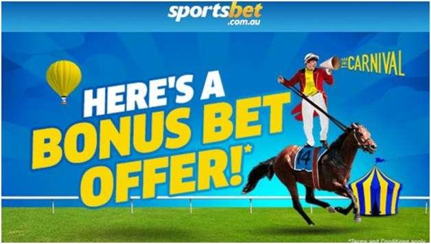 How does Bonus bet work?