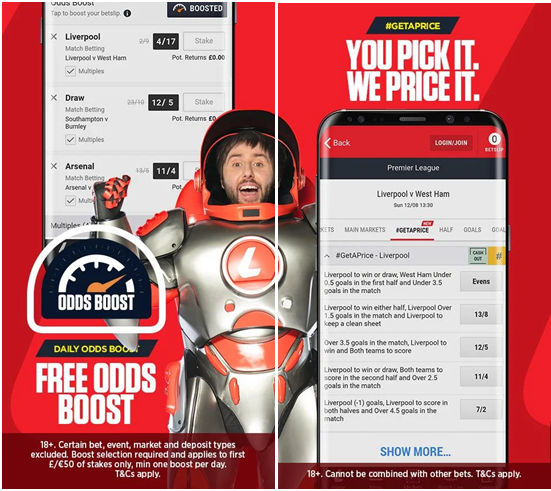 Mobile Phone Betting