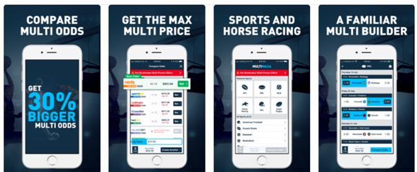 Multi Maxa App