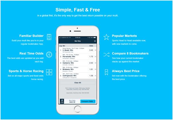 Multi maxa free app