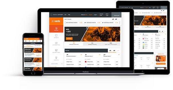 Neds new online bookie in Australia
