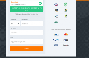 Neds online bookie for Australia and NZ