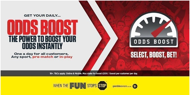 How to use odds boost at online bookies in Australia?