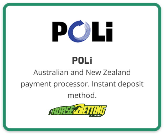 POLi as deposit option