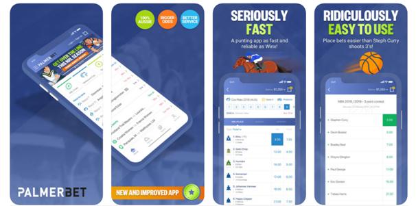 Palmer bet app