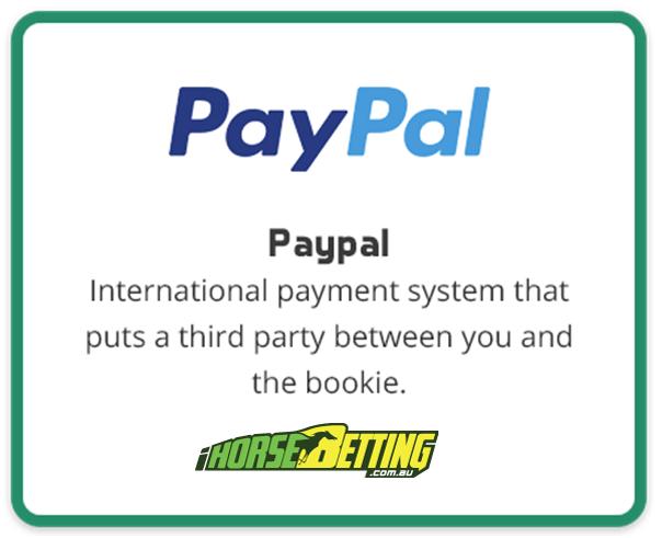 PayPal as deposit mode