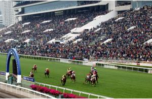 popular horse race tracks in Australia