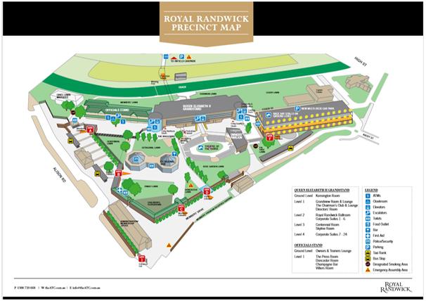 Royal Randwick races