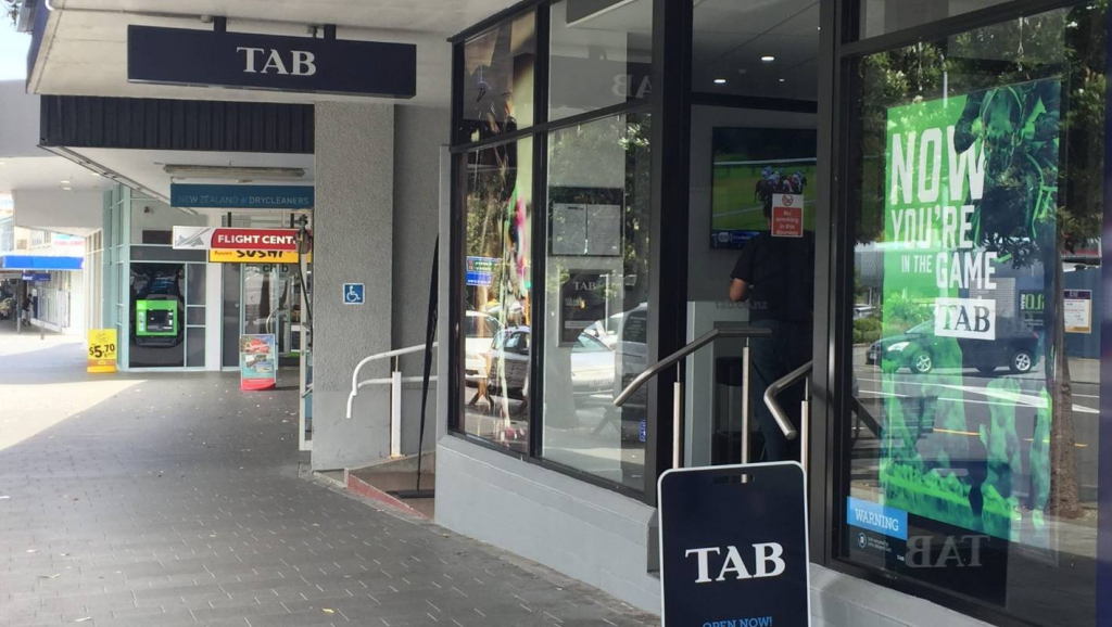 TAB NZ stores