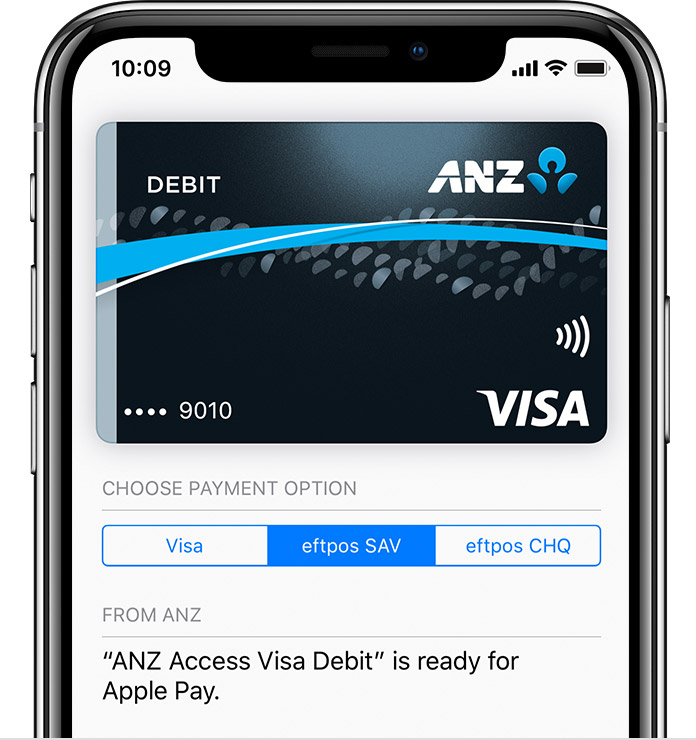 TAB allows Apple Pay Deposits