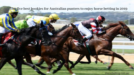 The five best bookies for Australian punters to enjoy horse betting