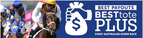 Tote Plus bet at Sportsbet Australia