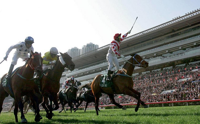 hong kong jockey club betting