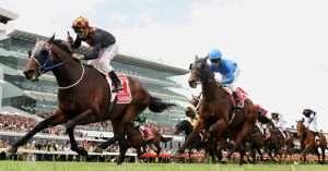Melbourn Cup Race