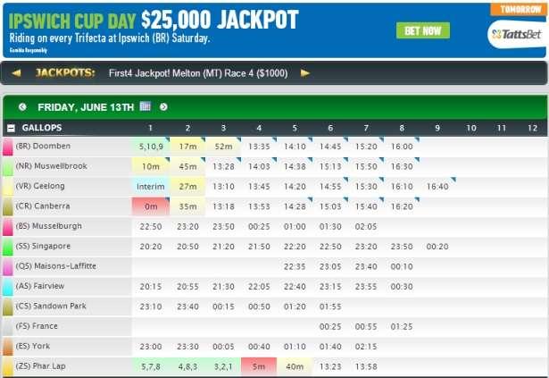 tattsbet sports betting online